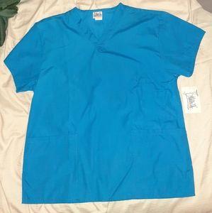 Malibu Doc Mens Scrubs Shirt